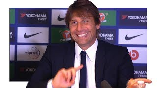 Chelsea 2-0 Everton - Antonio Conte Full Post Match Press Conference - Premier League