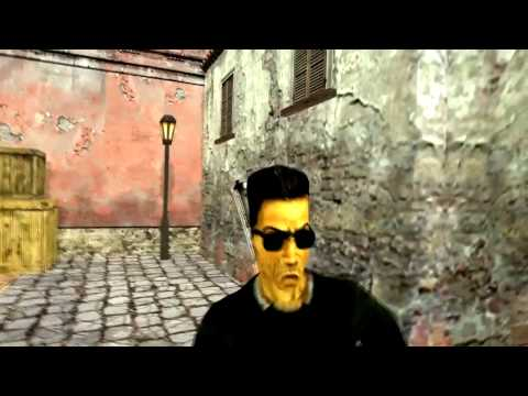 Counter Strike 1.6 3D Animation 2012