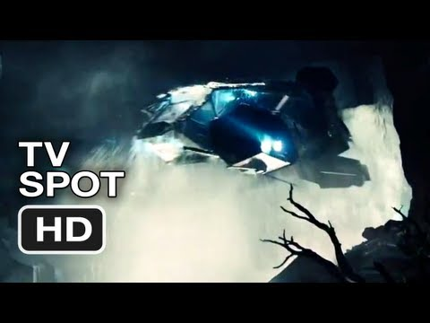 The Dark Knight Rises - TV SPOT #8 - The Wait is Over (2012) HD