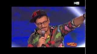 getlinkyoutube.com-إيكو و صحابو - Eko et ses amis : مهرجان مراكش للضحك - سعد لمجرد و الدقة المراكشية