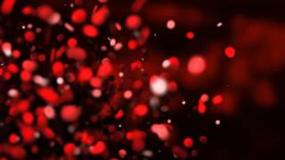 getlinkyoutube.com-Free Looping Animation - Particle Storm Red