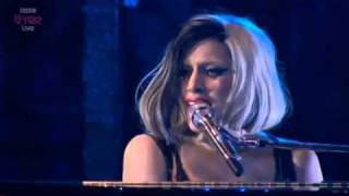 getlinkyoutube.com-Lady Gaga - The Edge of Glory (Live at BBC Radio 1's Big Weekend)