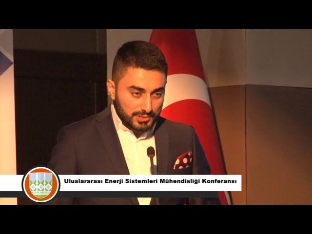 Uluslararası Enerji Sistemleri Mühendisliği Konferansı