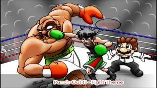 getlinkyoutube.com-Punch-Out!! - Fight Theme (Power Metal Arrangement)