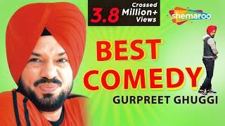 getlinkyoutube.com-Ghuggi Turns Hawker - Ghuggi Yaar Gupp Na Maar - Punjabi Comedy Scene