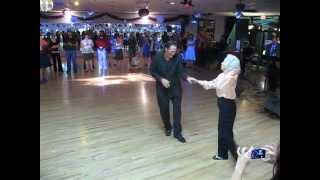 90 year old woman walks onto the dance floor but no one expected this...