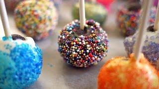 getlinkyoutube.com-COMO HACER CAKE POPS - SIN HORNO ❤