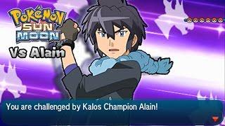 Pokémon Champion Title Challenge 51: Alain (Game edited)