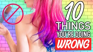 10 Everyday Things You're Doing Wrong!! Life Hacks You Need To Know!!
