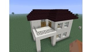 getlinkyoutube.com-как построить дом в minecraft