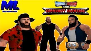getlinkyoutube.com-Wwe Community Showcase Erick Rowan,Luke Harper And Bray Wyatt Svr 11 Ps2