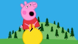 getlinkyoutube.com-Peppa Pig diving game