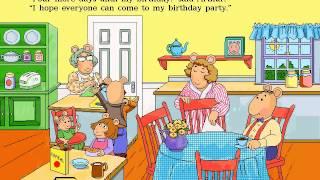 getlinkyoutube.com-Playthrough: Arthur's Birthday V2 - Part 1
