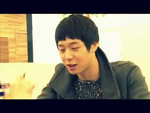 JYJ Yoochun and his nails!