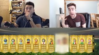 OMFG LEGEND IN A PACK!! - FIFA 15 LEGEND DISCARD PACK OPENING!!