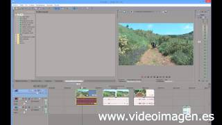 getlinkyoutube.com-Como separar audio del video Sony Vegas Pro 12