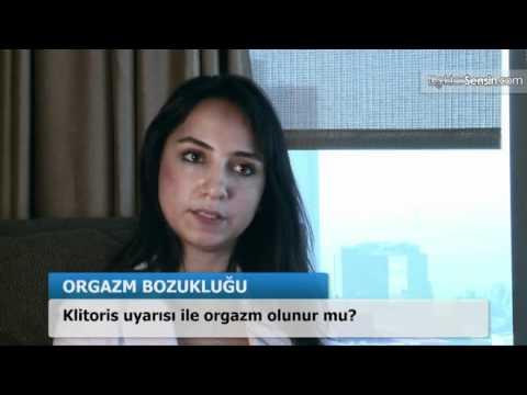 Klitoris uyarısı ile orgazm olunur mu?