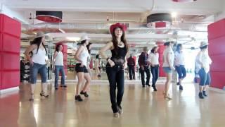 getlinkyoutube.com-Stop Staring At My Eyes - Line Dance ( Pls Watch In HD )