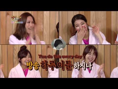 Happy Together - Suzi & Fei of Miss A, Eunji of A Pink,