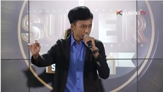 getlinkyoutube.com-Fajar Nugra: Diskotik atau Dangdutan? (SUPER Stand Up Seru eps 227)