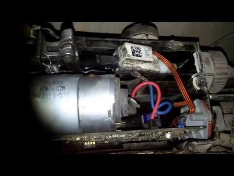 Ремонт заклинившего стояночного томоза (Ручника) Range Rover Sport 2008 Часть 1