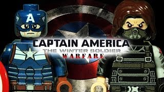 getlinkyoutube.com-LEGO Captain America: The Winter Soldier Warfare
