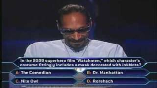 getlinkyoutube.com-Snoop Dogg On Who Wants To Be A Millionaire