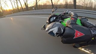 getlinkyoutube.com-Kawasaki Ninja 300 - Murtanio Season Start 2015