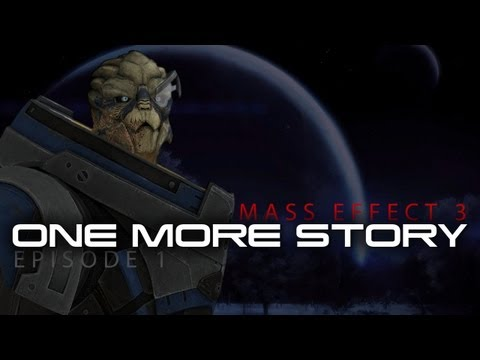 [Mass Effect] One More Story #1: Reflection - Garrus Vakarian (machinima)