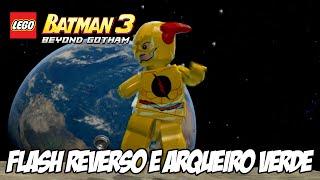 getlinkyoutube.com-Lego Batman 3 - Flash Reverso e Arqueiro Verde