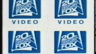 20th Century Fox Video Ident 1982