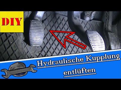 ?Hydraulische Kupplung entluften Schritt fur Schritt Geberzylinder b.z.w Nehmerzylinder wechsel