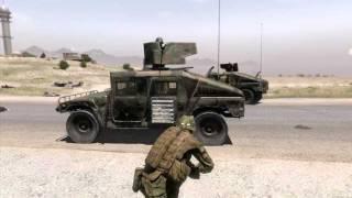 getlinkyoutube.com-ARMA 2 HD: USMC vs Zombies