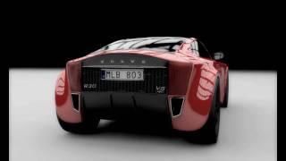 getlinkyoutube.com-Volvo R30 V8 AWD Concept