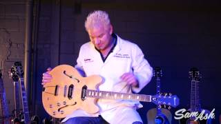 getlinkyoutube.com-Epiphone Inspired by John Lennon Casino Electric Guitar at Sam Ash Music