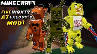 getlinkyoutube.com-Minecraft: FIVE NIGHTS AT FREDDY'S 3 MOD (NUNCA VAS A ESCAPAR... MUAHAHA!) - ESPAÑOL TUTORIAL