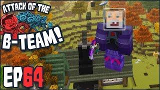 "getlinkyoutube.com-Minecraft - Attack Of The B-Team Ep 64 - ""A Genetic Nightmare!!!"" (B-Team Modpack)"