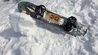 2016 Rusutsu Snowboarding
