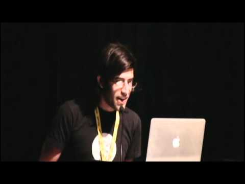 "F2C2012: Aaron Swartz keynote - ""How we stopped SOPA"""