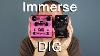 getlinkyoutube.com-Create Ambient Guitar Drones with the Neunaber Immerse and Strymon DIG