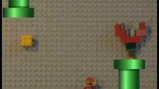 getlinkyoutube.com-Lego Super Mario