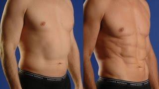 getlinkyoutube.com-تكبير و تضخيم عضلات البطن والصدر بالفوتوشوب - HD