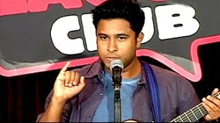 getlinkyoutube.com-Just Joking - Punjabi language sounds like dholak beats!