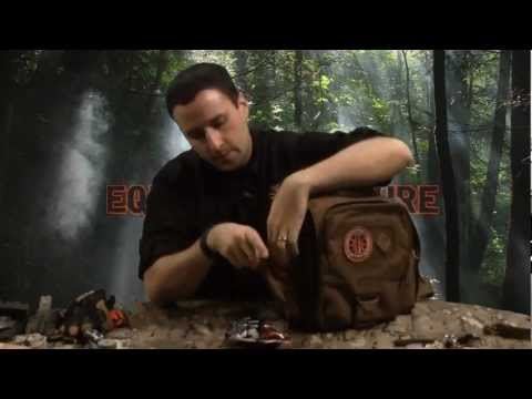 Hazard 4 Kato, Mini Messenger Bag, How to Pack an Urban Survival Kit, Part 1