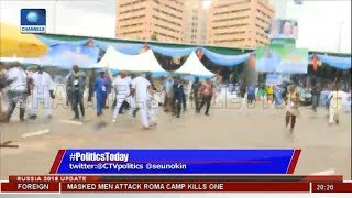 Discussing The Issues, APC National Convention Turns Violent Pt 2   Sunday Politics  