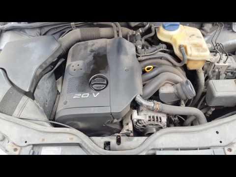 Контрактный двигатель Volkswagen (Фольксваген) 1.8 ADR   Где ?   Тест мотора