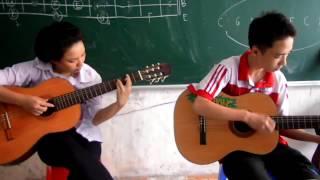 getlinkyoutube.com-[GPT guitar school] Mình yêu nhau đi