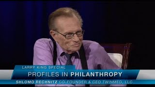getlinkyoutube.com-Shlomo Rechnitz interviewed by Larry King