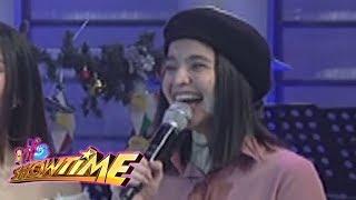 It's Showtime Cash-Ya: Anne Curtis teases McCoy de Leon