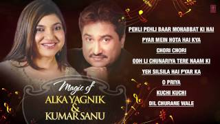"getlinkyoutube.com-Magic of ""Alka Yagnik & Kumar Sanu"" Superhit Bollywood Songs 